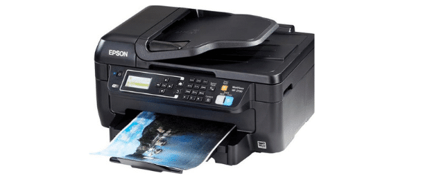 Epson Workforce WF-2750DWF Stampante Multifunzione